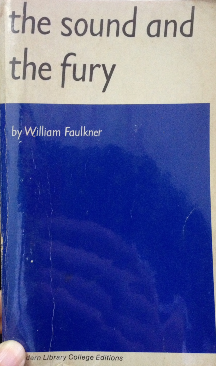 loss of innocence in the sound and the fury by william faulkner